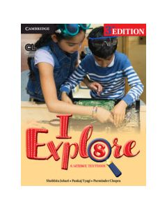 I Explore Level 8 Student's Book with App