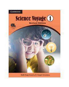 Science Voyage Level 1 Student's Book with App