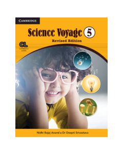 Science Voyage Level 5 Student's Book with App