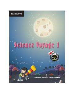 Science Voyage Level 1 Student Book with CD-ROM