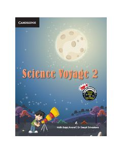 Science Voyage Level 2 Student Book with CD-ROM