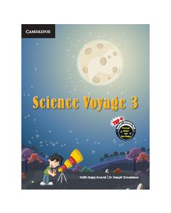 Science Voyage Level 3 Student Book with CD-ROM