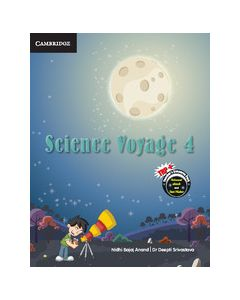 Science Voyage Level 4 Student Book with CD-ROM