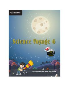 Science Voyage Level 6 Student Book with CD-ROM