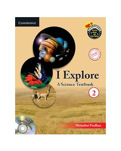 I Explore Level 2 Student Book with CD-ROM CCE Edition