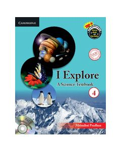 I Explore Level 4 Student Book with CD-ROM CCE Edition