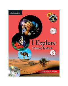 I Explore Level 5 Student Book with CD-ROM CCE Edition
