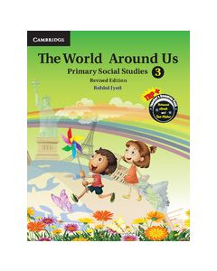 The World Around Us Level 3 Student Book with DVD-ROM Revised Edition
