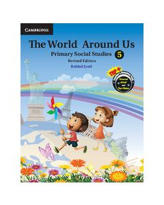 The World Around Us Level 5 Student Book with DVD-ROM Revised Edition