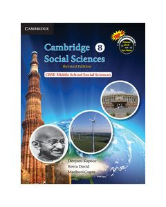 Cambridge Social Sciences Level 8 Student Book with DVD-ROM Revised Edition