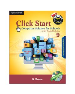 Click Start Level 9 Student's Book with CD-ROM