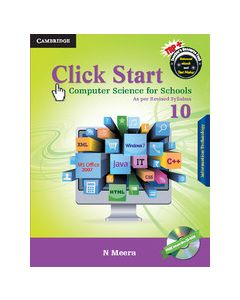 Click Start Level 10 Student's Book with CD-ROM