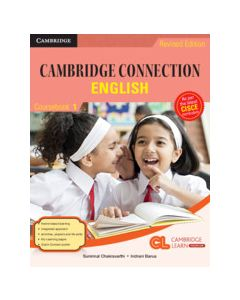 Cambridge Connection English Level 1 Coursebook with AR App and Online eBook