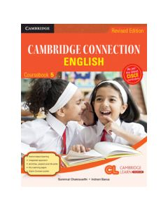 Cambridge Connection English Level 5 Coursebook with AR App and Online eBook