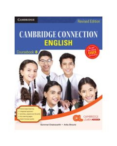 Cambridge Connection English Level 8 Coursebook with AR App and Online eBook
