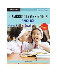 Cambridge Connection English Level 3 Workbook for ICSE Schools
