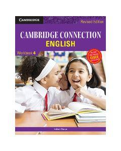Cambridge Connection English Level 4 Workbook for ICSE Schools