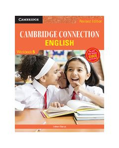 Cambridge Connection English Level 5 Workbook for ICSE Schools