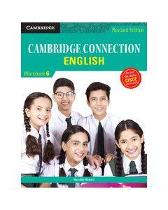 Cambridge Connection English Level 6 Workbook for ICSE Schools