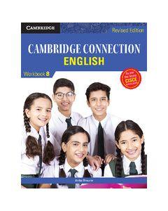 Cambridge Connection English Level 8 Workbook for ICSE Schools