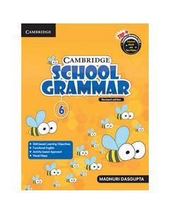 Cambridge School Grammar Level 6 Student Book