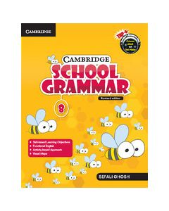 Cambridge School Grammar Level 8 Student Book