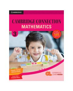 Cambridge Connection Mathematics Level 3 Student's Book with AR App and Online eBook