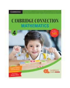 Cambridge Connection Mathematics Level 4 Student's Book with AR App and Online eBook