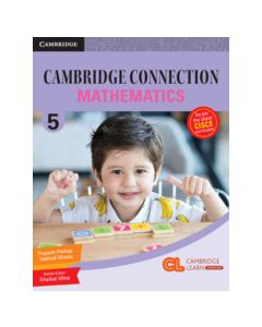 Cambridge Connection Mathematics Level 5 Student's Book with AR App and Online eBook