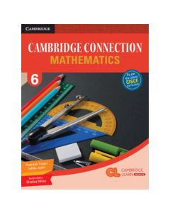 Cambridge Connection Mathematics Level 6 Student's Book with AR App and Online eBook