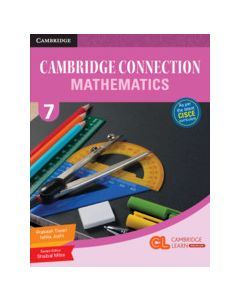 Cambridge Connection Mathematics Level 7 Student's Book with AR App and Online eBook