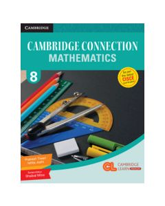 Cambridge Connection Mathematics Level 8 Student's Book with AR App and Online eBook