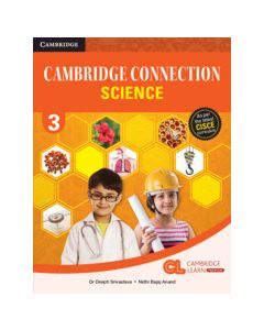 Cambridge Connection Science Level 3 Coursebook with AR App and Online eBook