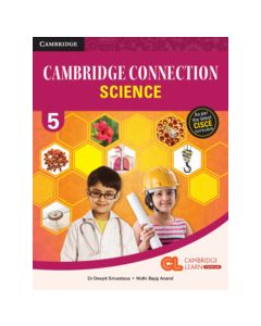 Cambridge Connection Science Level 5 Coursebook with AR App and Online eBook