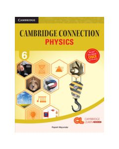 Cambridge Connection Science Level 6 Physics Coursebook with AR App and Online eBook