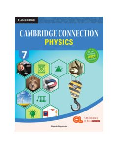 Cambridge Connection Science Level 7 Physics Coursebook with AR App and Online eBook
