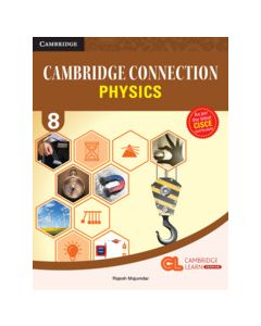Cambridge Connection Science Level 8 Physics Coursebook with AR App and Online eBook