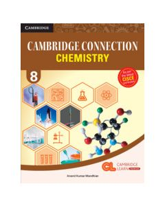 Cambridge Connection Science Level 8 Chemistry Coursebook with AR App and Online eBook