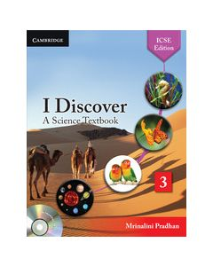 I Discover Level 3 Student Book with CD-ROM