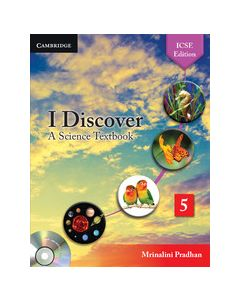 I Discover Level 5 Student Book with CD-ROM