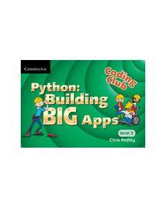 Coding Club Python: Building Big Apps Level 3