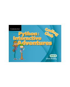 Coding Club Python: Interactive Adventures Supplement 2 Cambridge Elevate Enhanced Edition (1 Year) School Site Licence