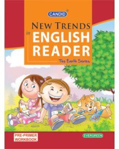 NEW TRENDS IN ENGLISH READER WORK BOOK-PRE PRIMER