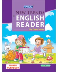 NEW TRENDS IN ENGLISH READER WORK BOOK-PRIMER