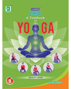 CANDID CBSE TEXTBOOK OF YOGA