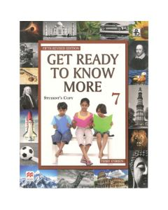 Get Ready to Know More Student's Copy Class -7