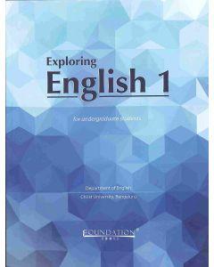 Exploring English 1 (For Undergraduate Students)