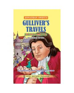Goyal Brothers Gulliver's Travels (Unabridged Edition) for Class 9 for Term I & II