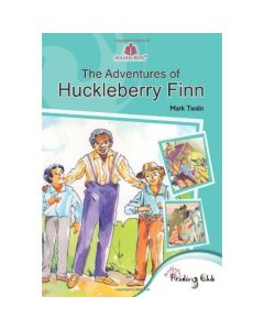 Madhubun Novel The Adventures of Huckleberry Finn by Mark Twain