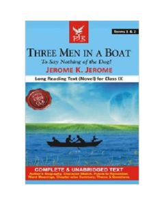 Pigeon (Novel) Three Men in a Boat Textbook for Class 9 (English Medium)